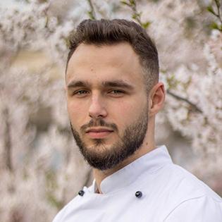 Phillip-Marcel Michaelis, Teilnehmer des Lernaufenthalts 2016 und ehemaliger Auszubildender zum Bäcker