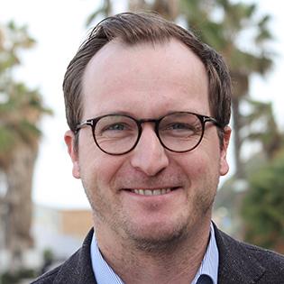 Sebastian Knobloch, Teilnehmer an der Studienreise 2019 und Geschäftsführer der Zentralstelle für die Weiterbildung im Handwerk e.V. Düsseldorf