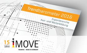 Neues iMOVE-Trendbarometer erschienen