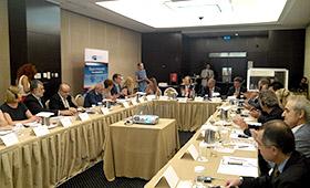 BMBF-Staatssekretär zu Besuch in Griechenland