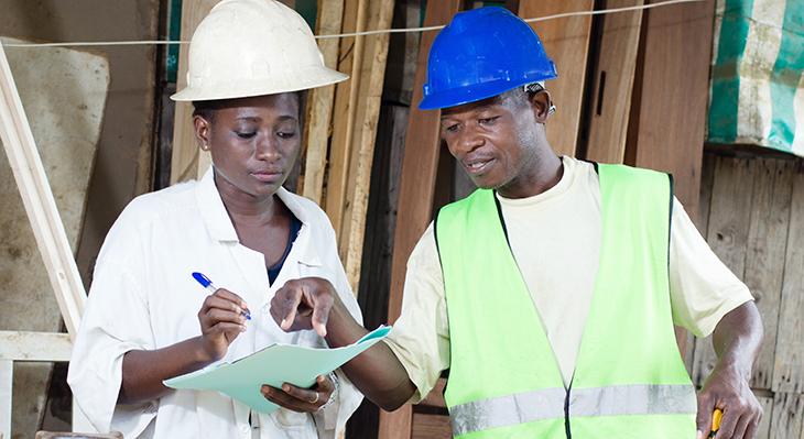 Leitlinien der deutschen Berufsbildungszusammenarbeit mit Afrika
