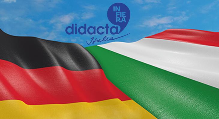 Gelebte Kooperation auf der didacta Italia 2019