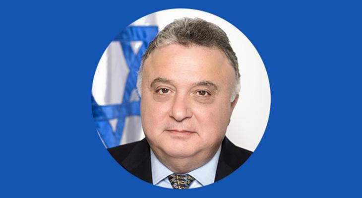 Gastbeitrag des israelischen Botschafters Issacharoff zum Launch des neuen Fachportals im Israel-Programm