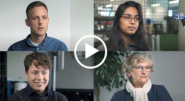 Acht Videoclips: Durchlässigkeit in der beruflichen Bildung