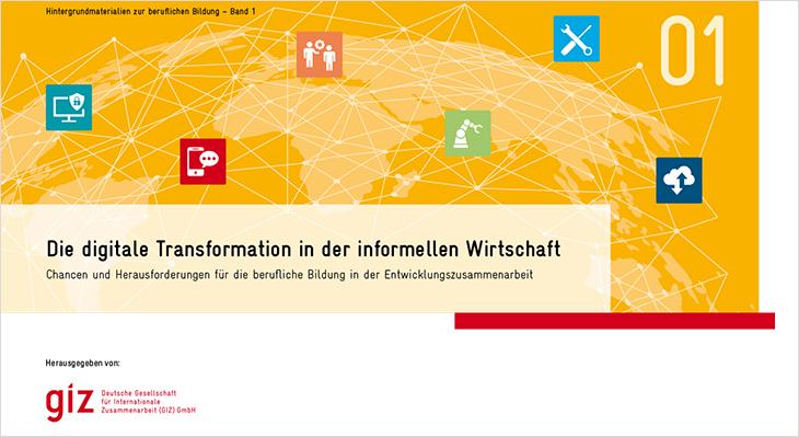 Was bedeutet die digitale Zukunft der Arbeit für die Entwicklungszusammenarbeit?