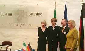 Berufliche Bildung - eine europäische Herausforderung: der deutsch-italienische Ansatz