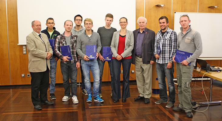 Deutsche Auszubildende zu Gast in Israel 2014 – Dreiwöchige Lernaufenthalte für Feinwerkmechaniker und Elektroniker aus Köln