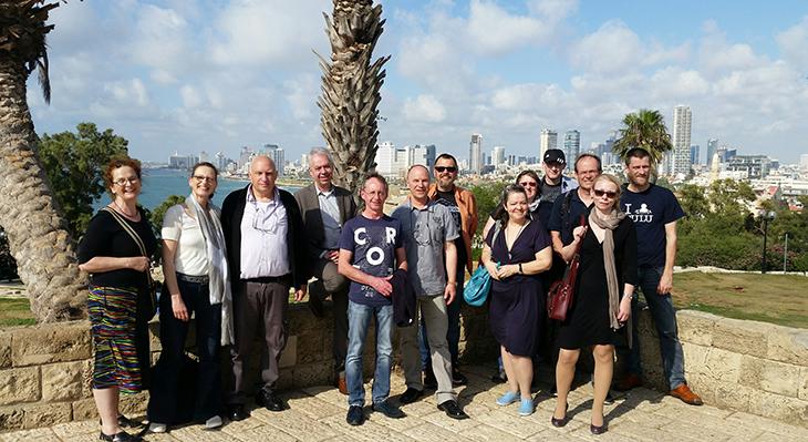 Mit 100 Fragen gestartet – mit 200 zurückgekehrt – Study Tours des Deutsch-Israelischen Programms 2016