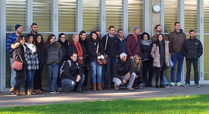 """""""Eine wundervolle Erfahrung"""" – Israelische Auszubildende lernen und arbeiten drei Wochen in Berlin"""