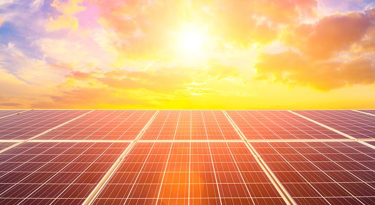 Solarenergie und Energieeffizienz (EE)