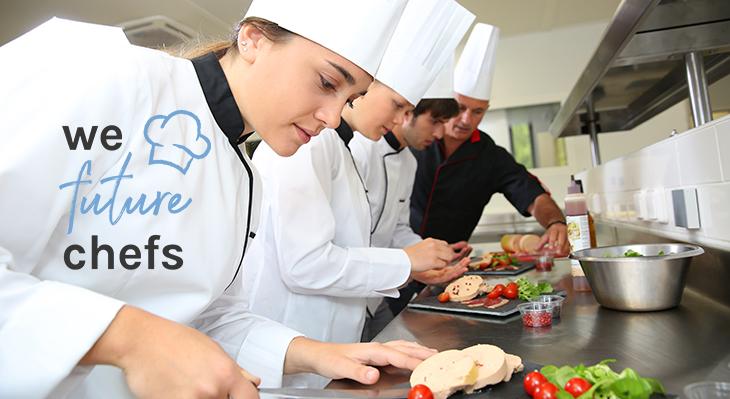 Deutsch-israelischer Kochwettbewerb für Auszubildende gestartet