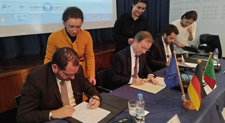 Renewal of the Joint Declaration of Intent on German-Portuguese cooperation in vocational education and training