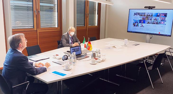 Höhere Berufsbildung bleibt im Fokus der deutsch-mexikanischen Zusammenarbeit