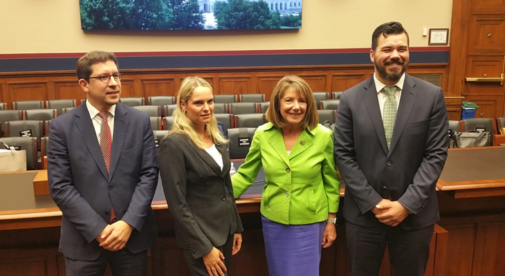 BIBB Expertise in the US Congress