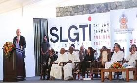 Exzellenzcenter für berufliche Bildung im Norden Sri Lankas eröffnet