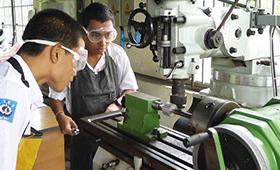 Zusammenarbeit zwischen Myanmar und Deutschland in der Berufsbildung