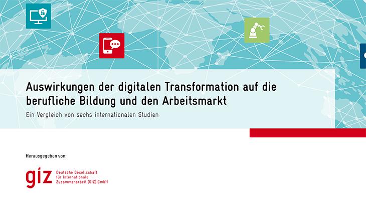 Wie wirkt sich die digitale Transformation auf die berufliche Bildung und den Arbeitsmarkt aus?