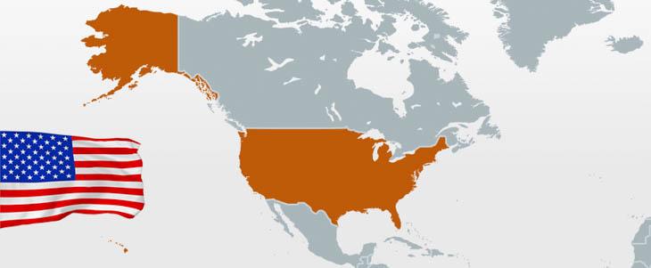 USA / Vereinigte Staaten