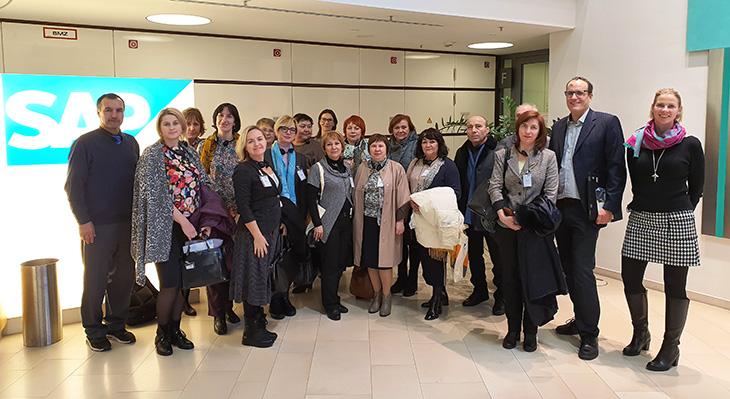 Dialog mit Russland: Inklusion und berufliche Bildung