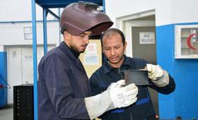 Berufsbildung: Perspektiven für junge Menschen in Nordafrika