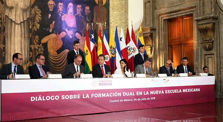 Neue Regierung Mexikos und Deutschland intensivieren Berufsbildungszusammenarbeit