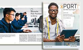 xPORT – Neues iMOVE-Exportmagazin für die Bildungsbranche