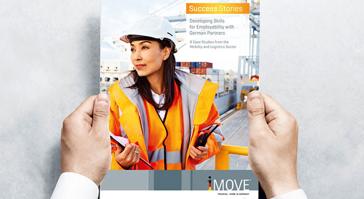 iMOVE Success Stories Mobility and Logistics