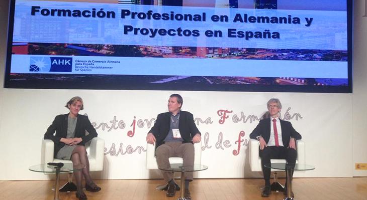 Berufsbildungskongress in Valencia mit deutscher Beteiligung