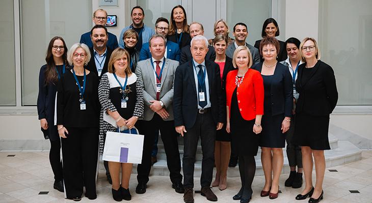 Dritte Peer Learning Plattform in Riga