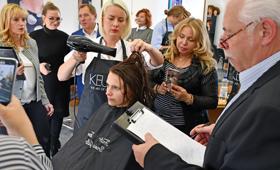 Russische Friseure schneiden gut ab – GOVET unterstützt Berufsbildungskooperation