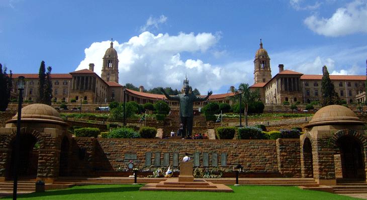 Südafrika hat ein neues Parlament gewählt
