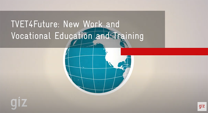 TVET4Future: New Work and Vocational Education and Training