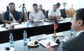 Indien und Deutschland vertiefen ihre Zusammenarbeit in der Berufsbildung