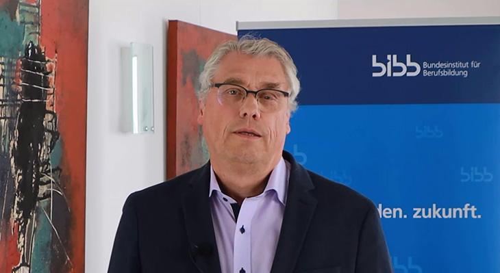 Videobotschaft Prof. Dr. Friedrich Hubert Esser